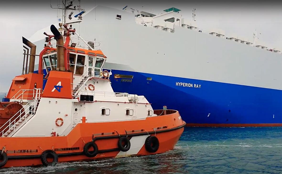 Israeli Ship Targeted Off UAE Coast