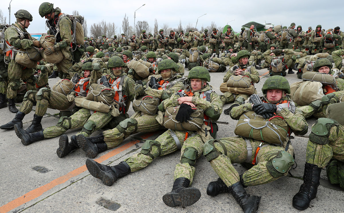 Russia: No War Now