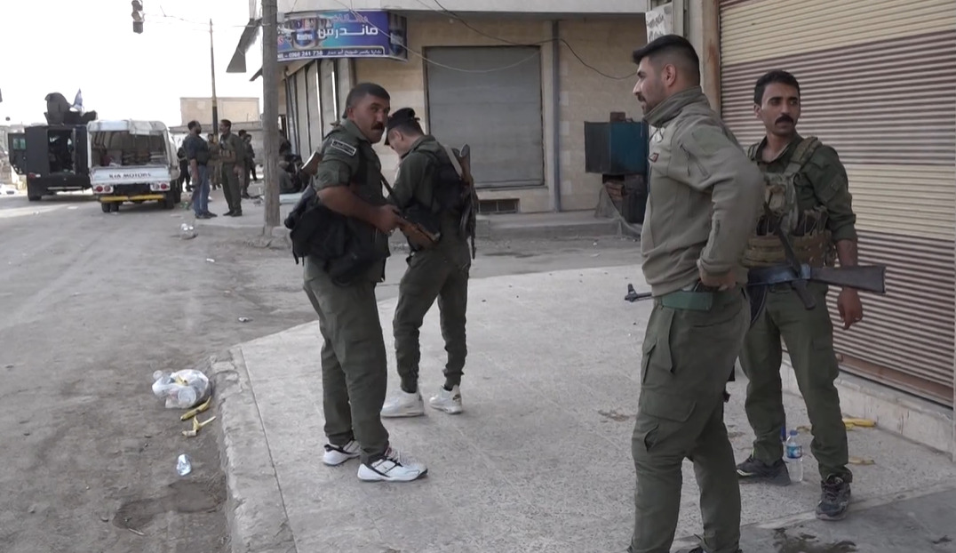 Personal Dispute Sparked Heavy Clashes Between Government Forces, SDF In Syria's Al-Qamishli (Videos)