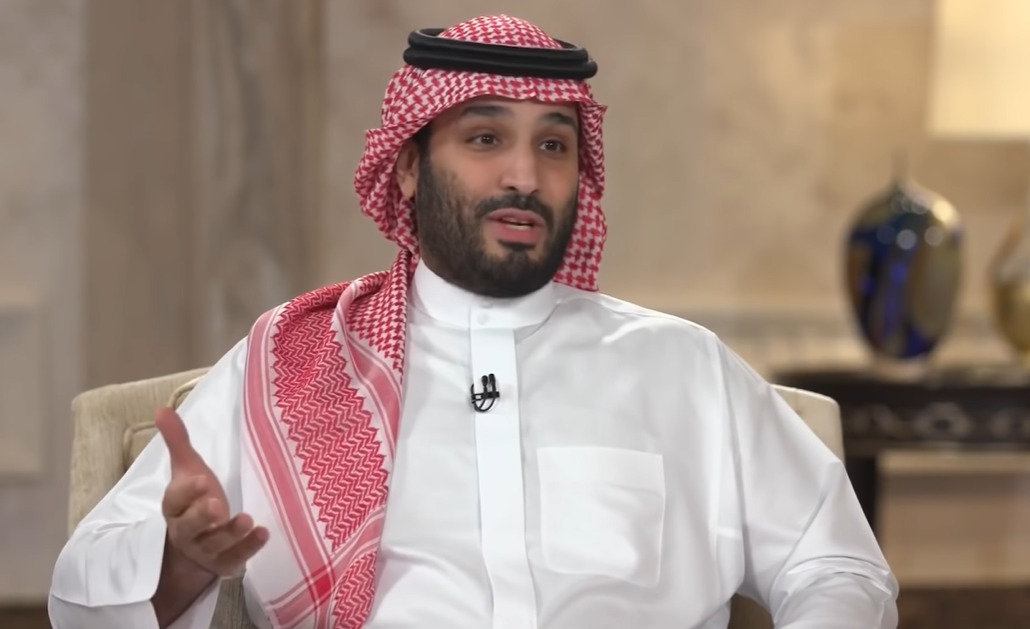 Saudi Crown Prince Calls On Houthis To Join Peace Talks In Exchange For Financial Support