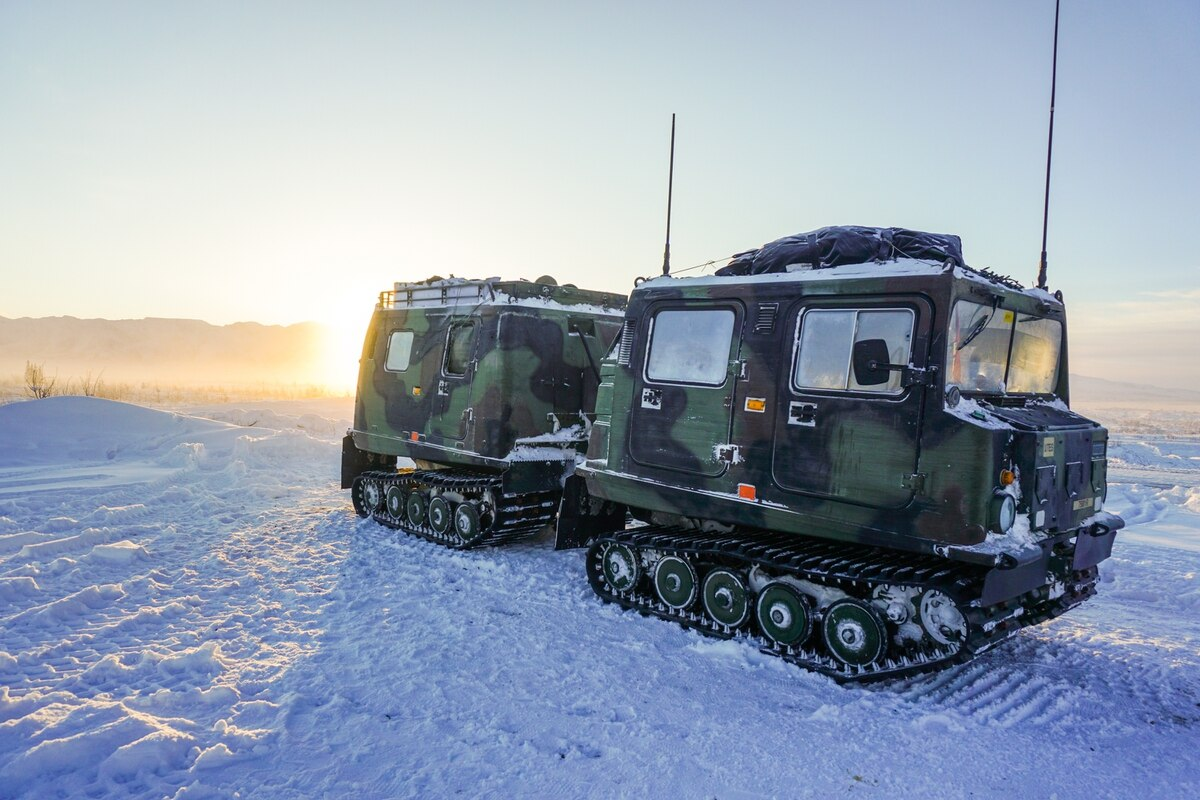 "U.S. To Carry Out Large-Scale ""Northern Edge"" Exercise Simulating Arctic Warfare"