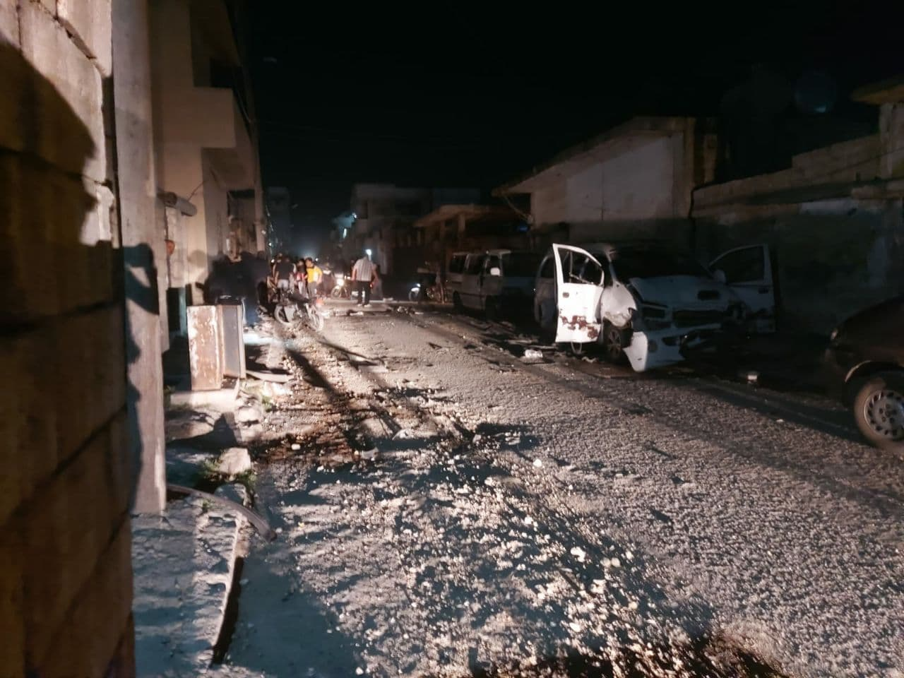 In Photos: Two Consecutive Explosions Hit Syria's Jarabulus, Child Reportedly Killed