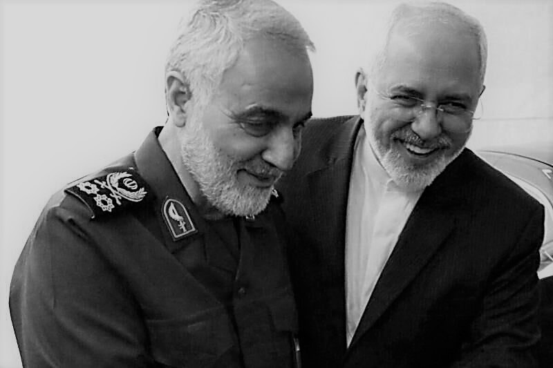 Iranian Foreign Minister Had Rivalry With Qassem Soleimani, According to Unreleased Interview