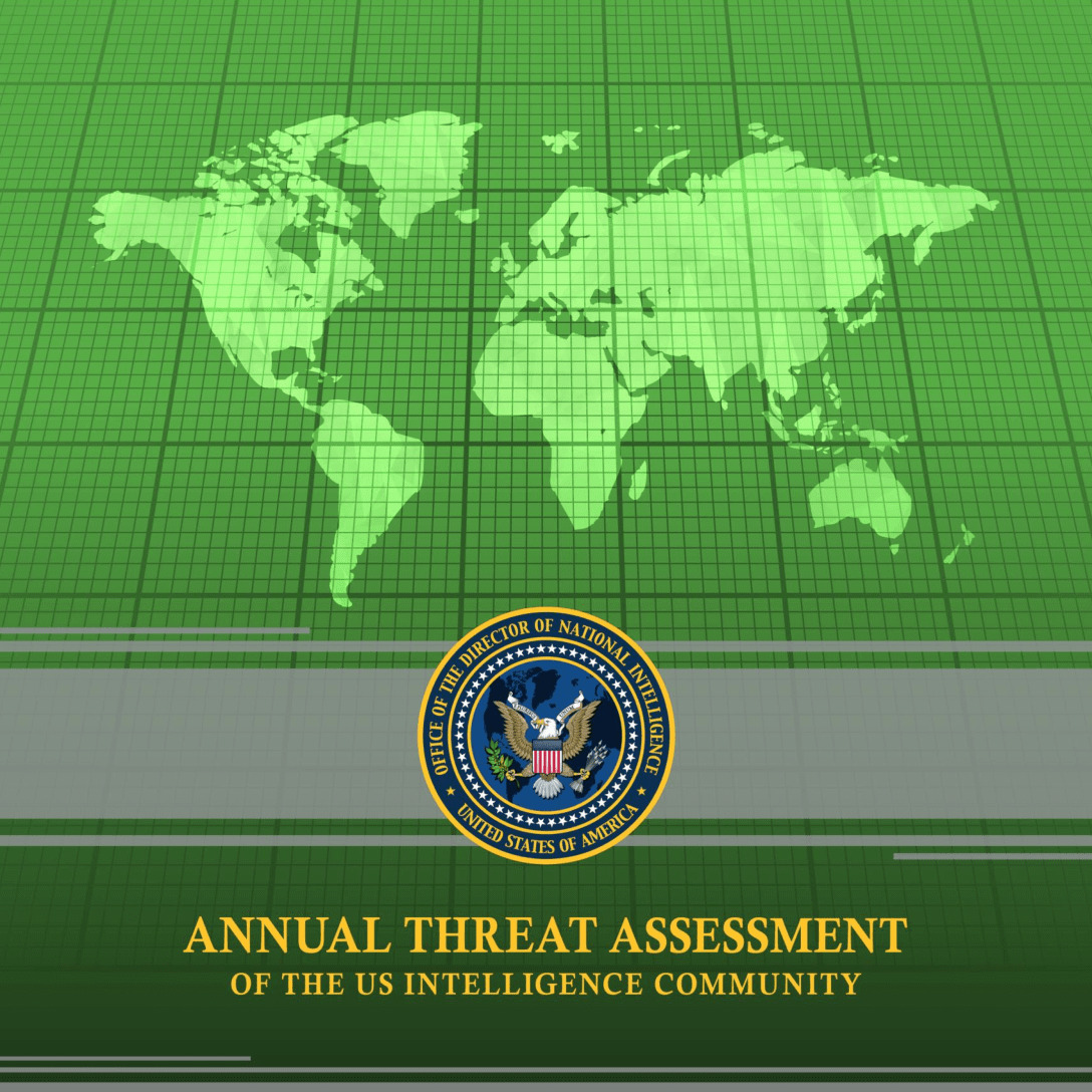 China Enemy Number 1 In Annual U.S. Threat Assessment Report