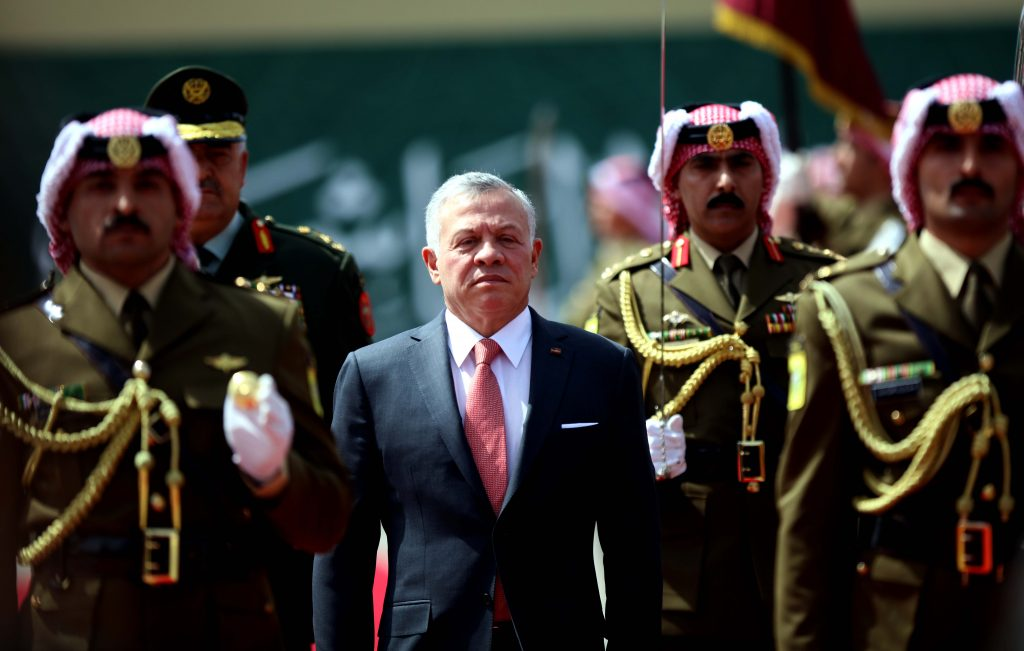 Jordan Is Where Domestic And Regional Fissures Collide