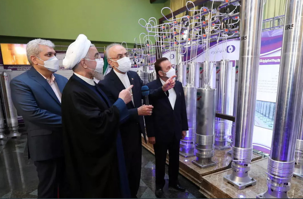 "Iran To Enrich Uranium To 60% In Response To Nuclear Deal Signatory ""Evilness"""