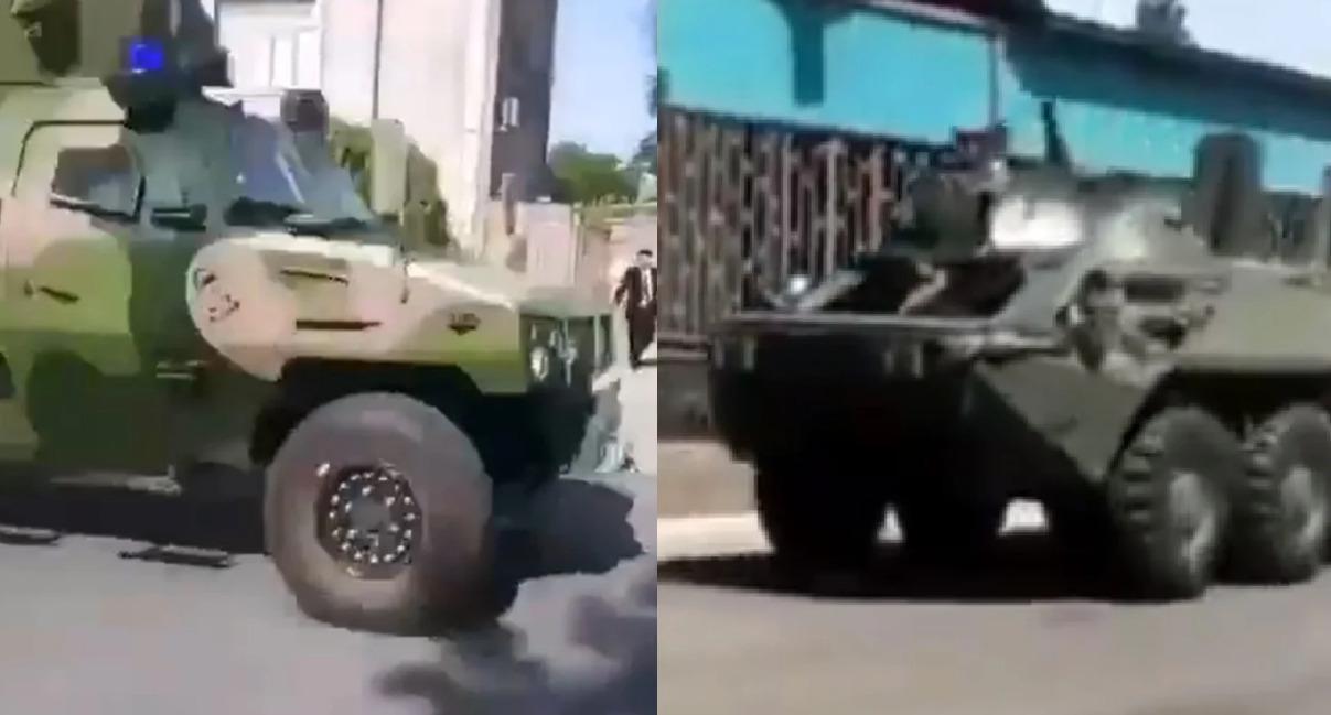 Dozens Dead, Hundreds Injured In Tajik-Kyrgyz Border Escalation (VIDEOS)