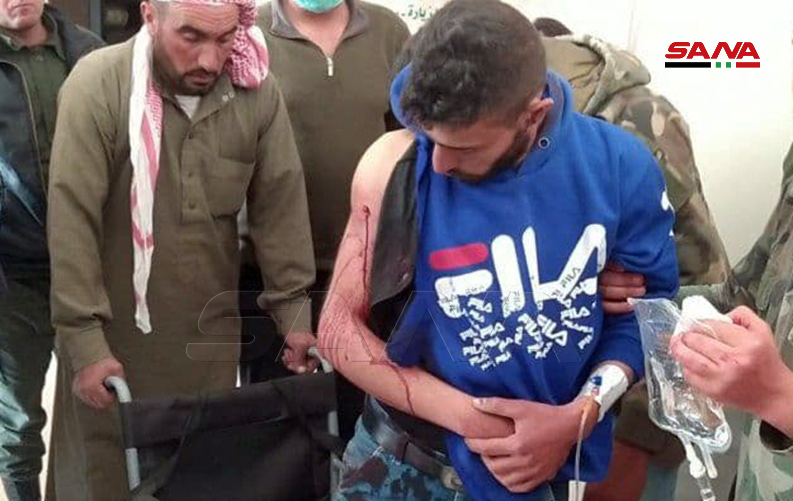 Central Syria: ISIS Terrorists Abduct Dozens Of Civilians, Kill Others In Eastern Hama (Photos)