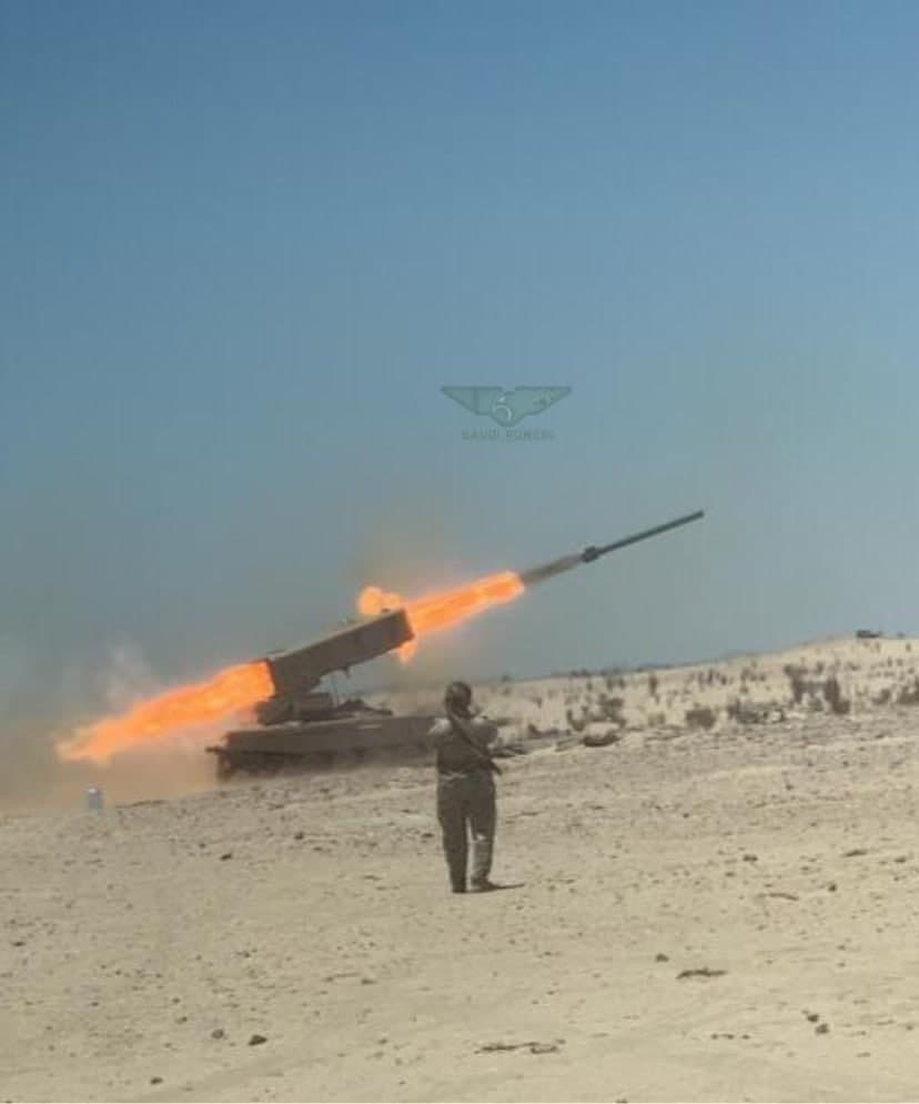 "In Video: Saudi Arabia Used TOS-1A ""Solntsepyok"" Against Houthis"