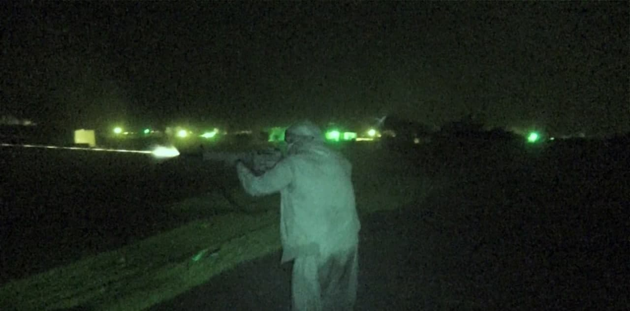 ISIS Shared Photos Of Recent Night Attack On Iraqi Federal Police In Kirkuk