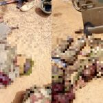 ISIS Released Photos Of Recent Ambush In Mali Which claimed The Lives Of Over 30 Soldiers