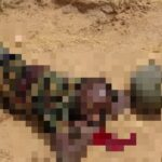 In Photos: Nigerian Army Sustained Heavy Losses In Fierce Attack By ISIS Cells