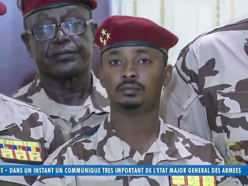 France Supports Chad's Military Government, As Rebels March On The Capital