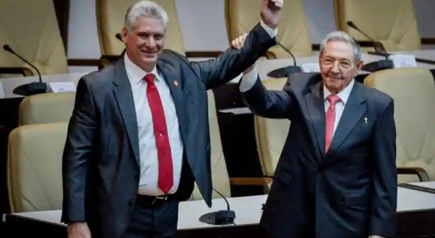 Cuba Gets Its First Ever Non-Castro Leader