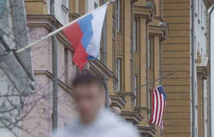 "U.S. Ambassador Leaves Russia To ""Visit Family"""