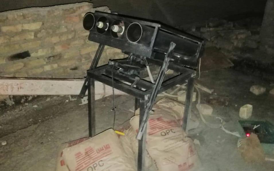 Rocket Attack Hit Victoria Base In Baghdad International Airport (Photos)