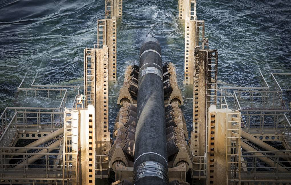 Even More U.S. Sanctions Coming Nord Stream 2's Way