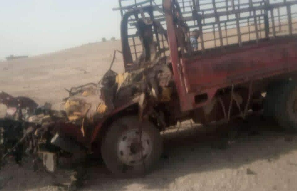 US Drone Strike Killed Former Rebel Commander In Northeastern Syria (Photos)