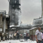 Major Fire Broke Out At Syria's Oil Refinery: Israel & Militants Suspected (Photos)