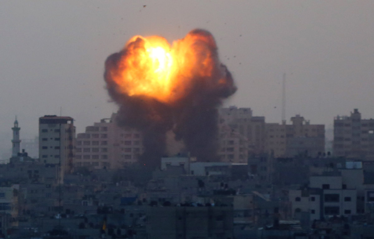 Israel Refuses Any Ceasefire Attempts By Hamas