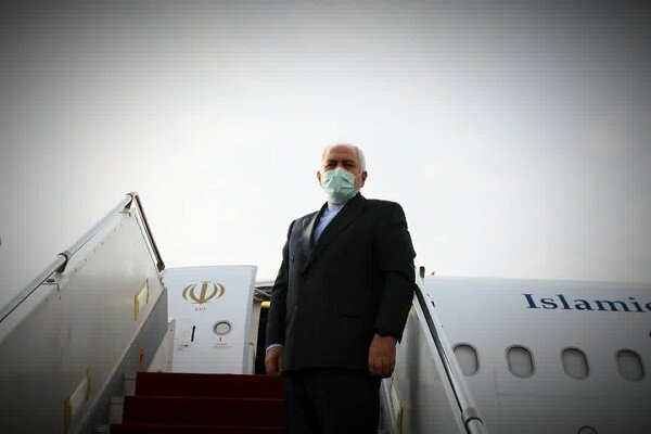 Iranian Foreign Minister Arrives In Damascus To Discuss West Bank Escalation