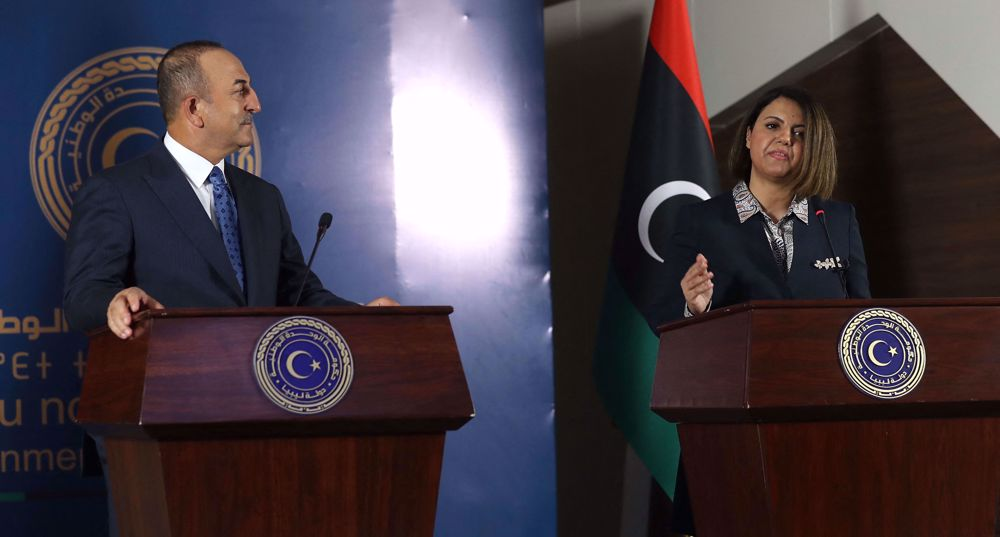 Libya Calls On Turkey To End Its Military And Mercenary Presence In Vain