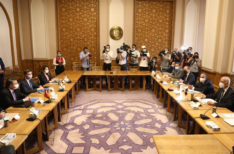 Egypt And Turkey Held Talks On Normalization, Regional Issues