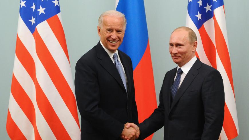 Biden And Putin To Meet In Geneva In June