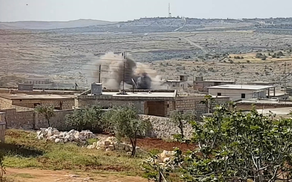 Turkish-Backed Militants Attacked Kurdish Forces Following Artillery Strikes On Afrin City (Videos)