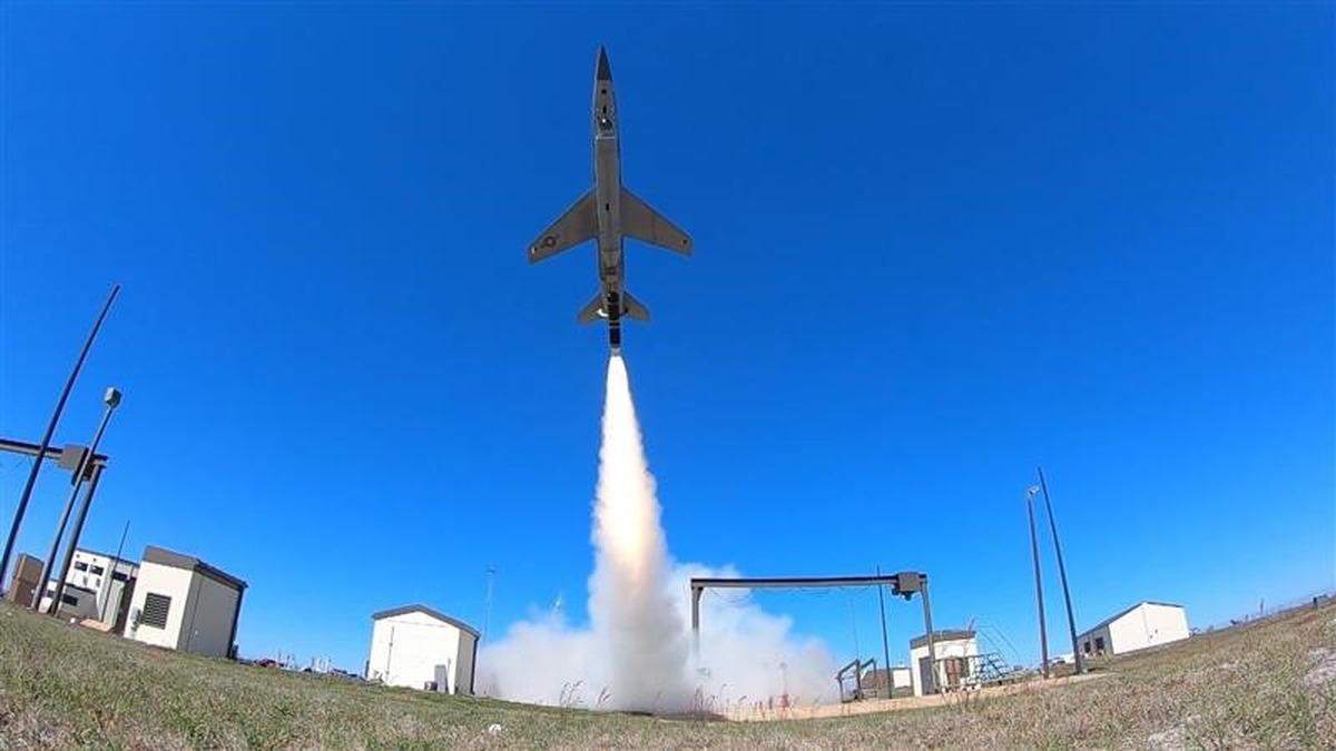 "U.S. Air Force Tests Skyborg Autonomy Core System With UTAP-22 ""Mako"" Drone"