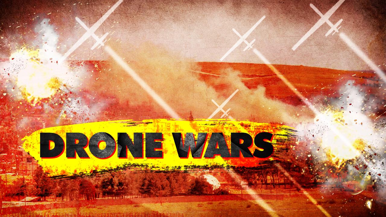 Drohnenkriege: Naher Osten Edition