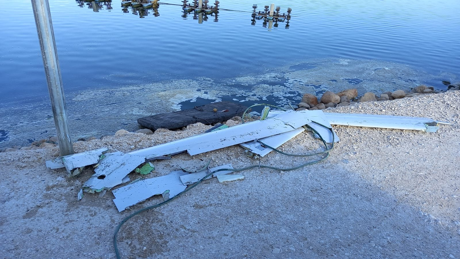 UAV Downed Along Border With Jordan, As Israel Thanks U.S. For Supporting Its Hostilities