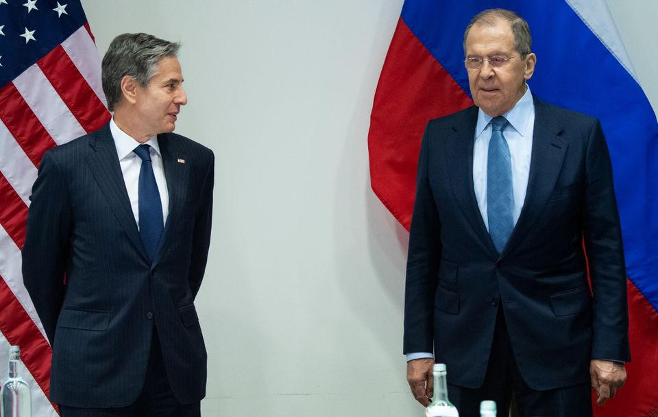 Blinken And Lavrov Agree Dialogue Is Necessary, Despite Fundamental Differences