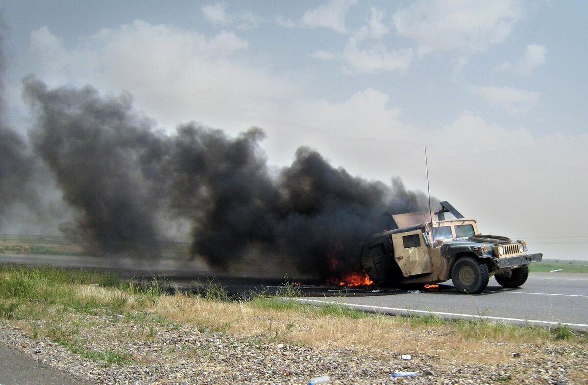 Rockets Targeted U.S. Ain Al-Asad Air Base In Iraq