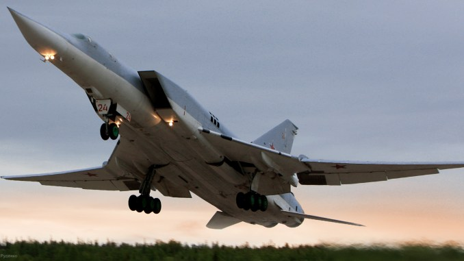 Russia Developing Two Smaller Hypersonic Missiles For Its Tu-22M3 And Su-34 Bombers