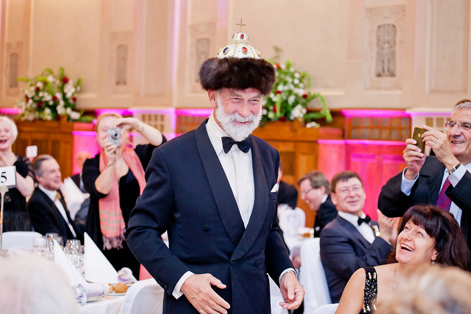 Russian Spies In The British Royal Family? Prince Michael Offers Connections To Kremlin