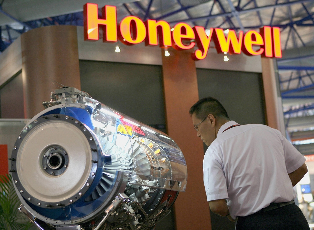 A Light Slap: Honeywell Fined For Sharing F-35, Other Secrets To China