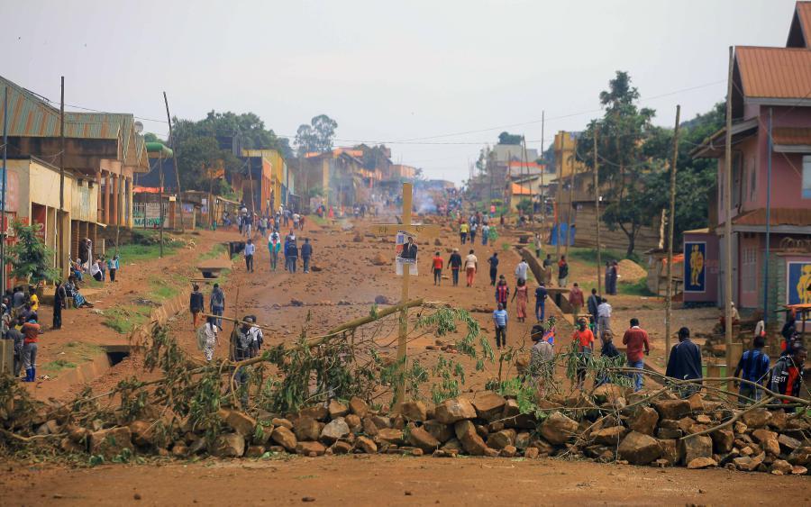 At Least 22 Killed In Islamist Massacre In Congo