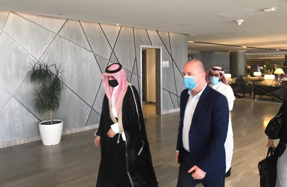 First In Ten Years: Syrian Minister Pays Official Visit To Saudi Arabia