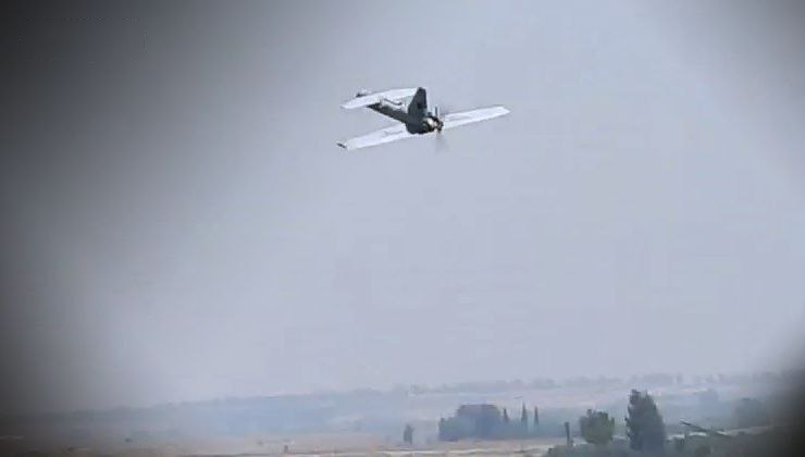 Hamas Attacked Israeli Chemical Plant With 'Shehab' Suicide Drone