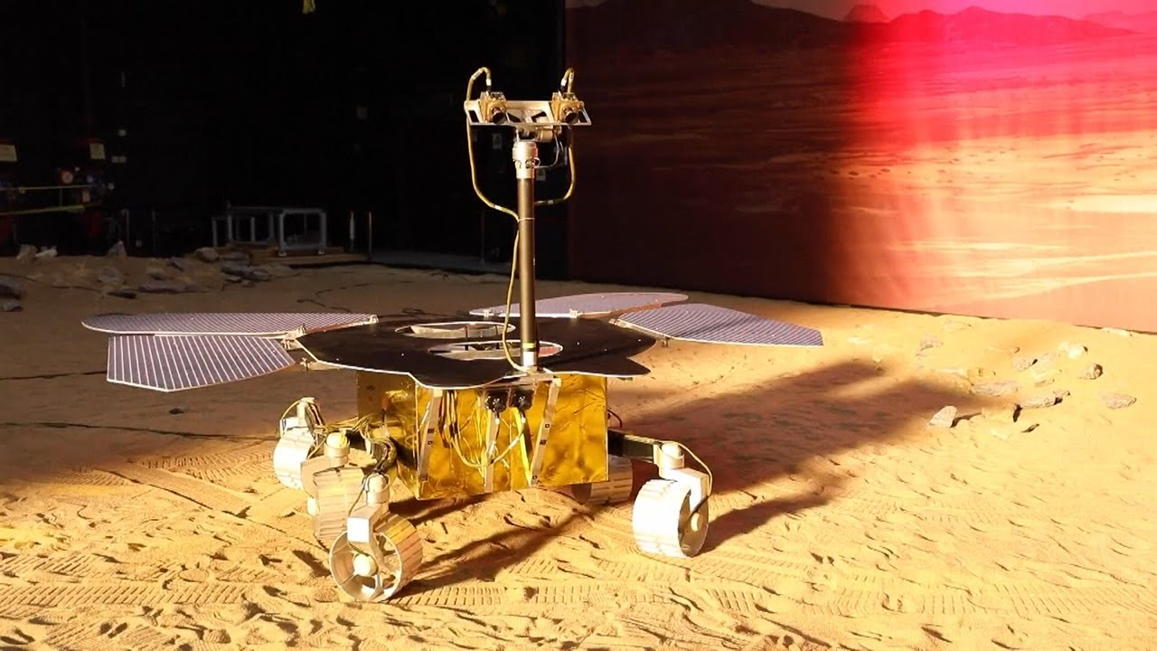 China Chased U.S. In Space. Tianwen-1 Successfully Landed On Mars