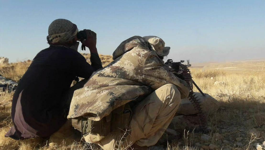 Central Syria: 15 Fighters Of Palestinian-led Force Killed, Or Injured In New ISIS Attack