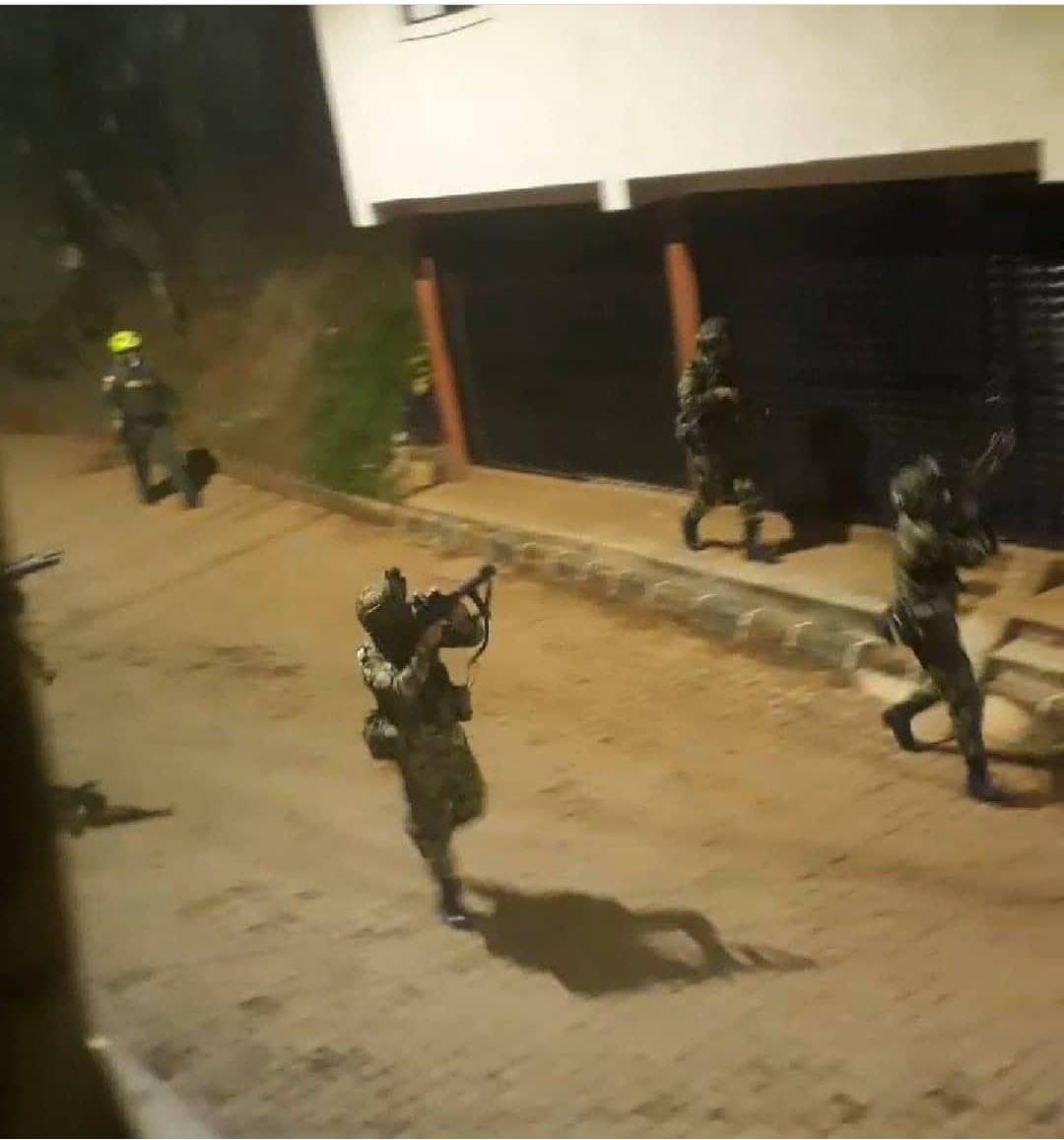 Violent Crackdown On Colombia Protests Leaves At Least 19 Dead (18+, Videos)