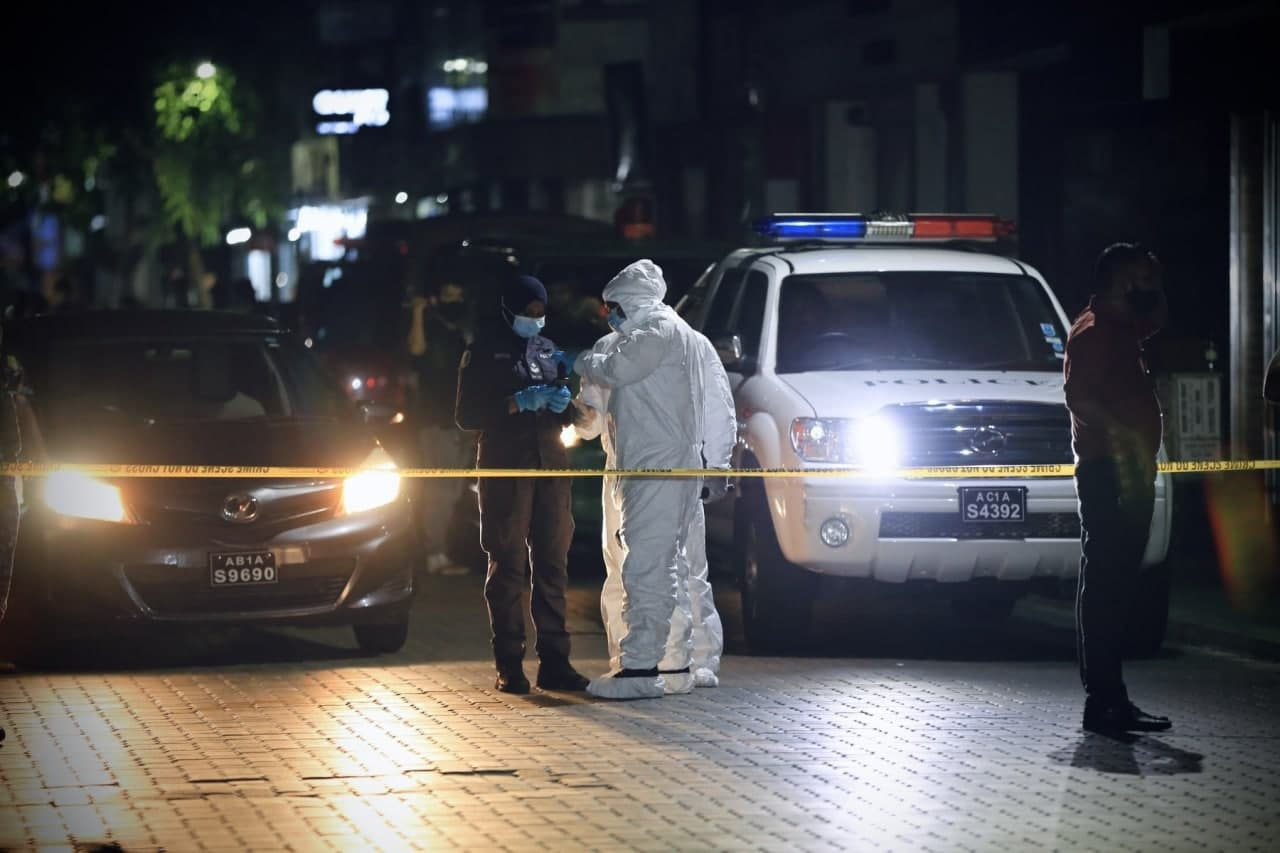 In Photos: IED Attack Targeted Former President In Maldive's Capital