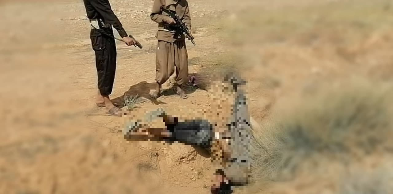 ISIS Executed Tribal Fighters In Egypt, Intelligence Operatives In Iraq (18+ Video, Photo)