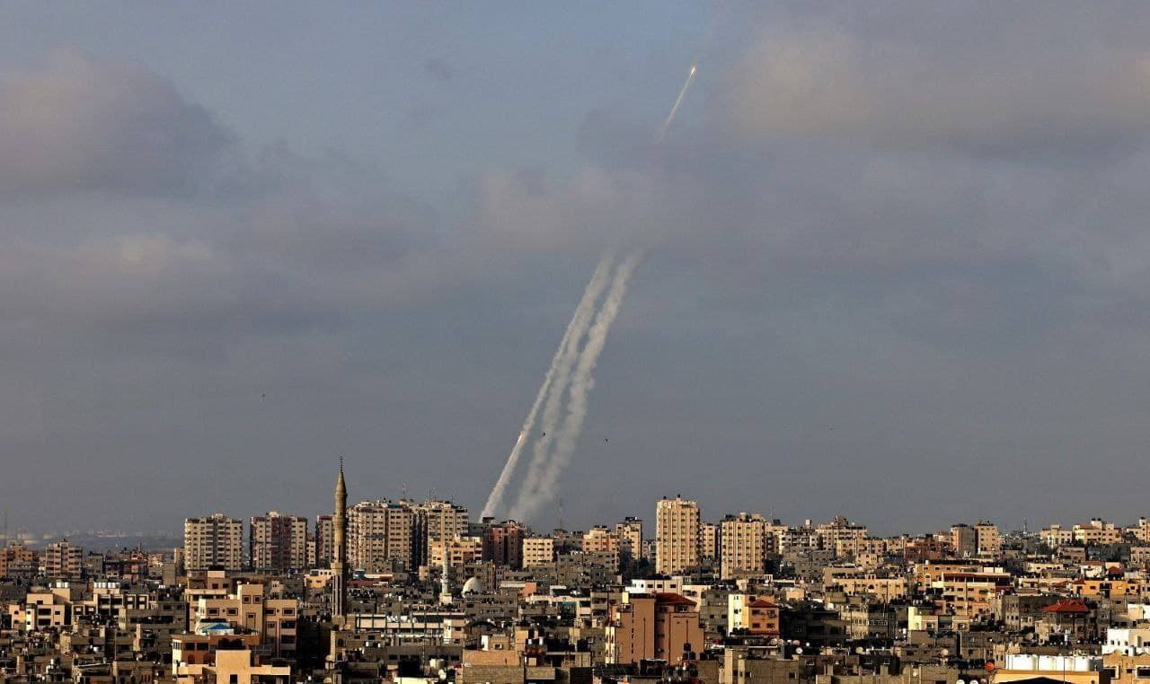 In Videos (18+): 30 Rockets Launched Towards Israel, After Tel-Aviv Did Not Follow Ultimatum Of Hamas' Armed Wing (UPDATED)