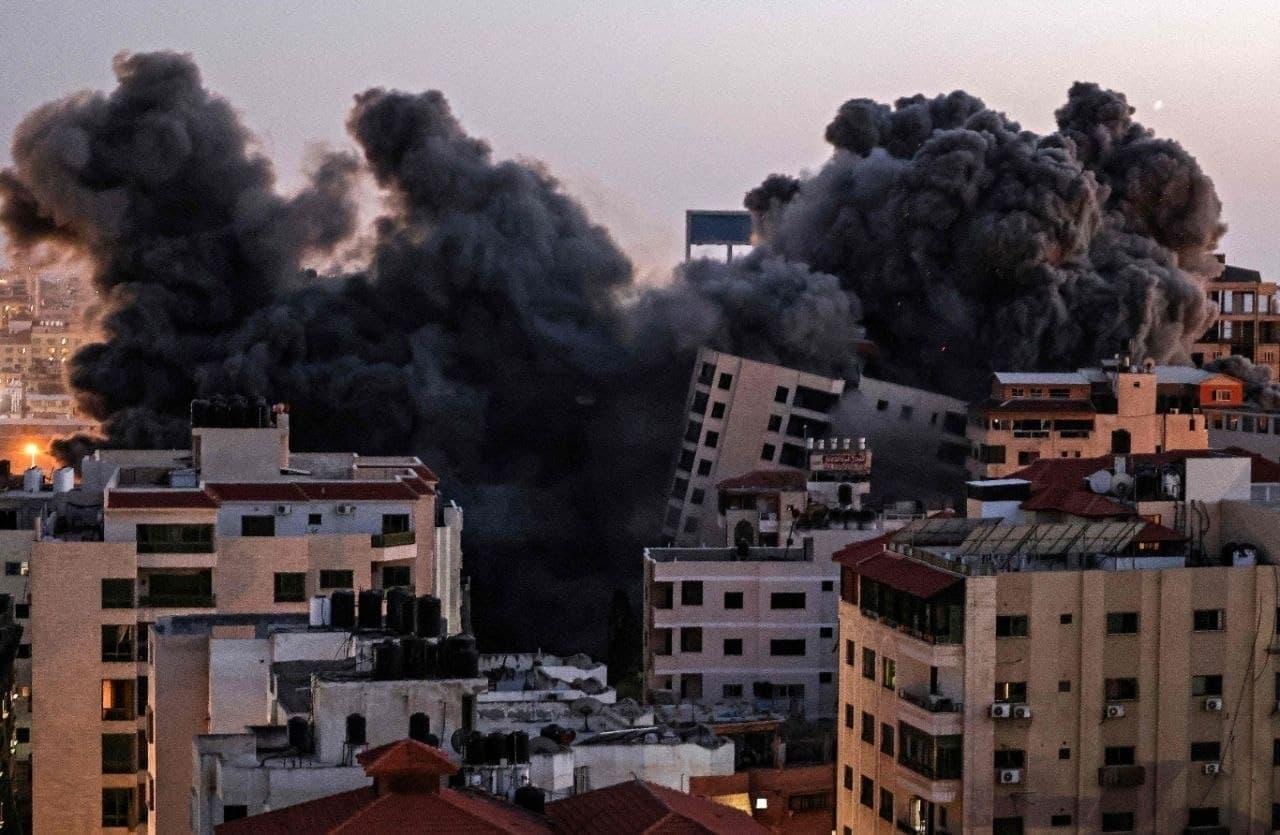 In Videos (18+): Israel On Brink Of Civil War, As Chaos Rocks Gaza