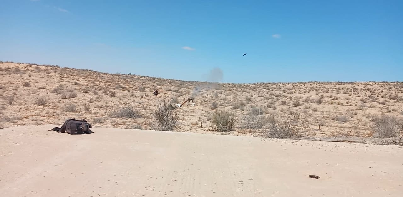 Sinai Insurgency: ISIS Cells Shelled Egyptian Army Post With Mortars (Photos)