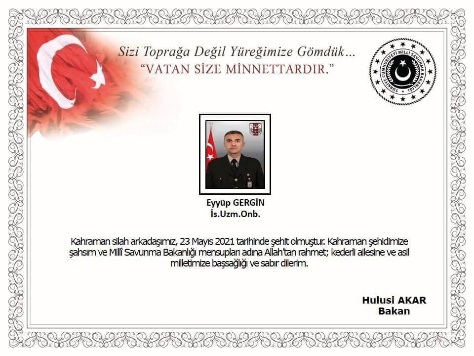 Another Turkish Officer Killed In Iraqi Kurdistan