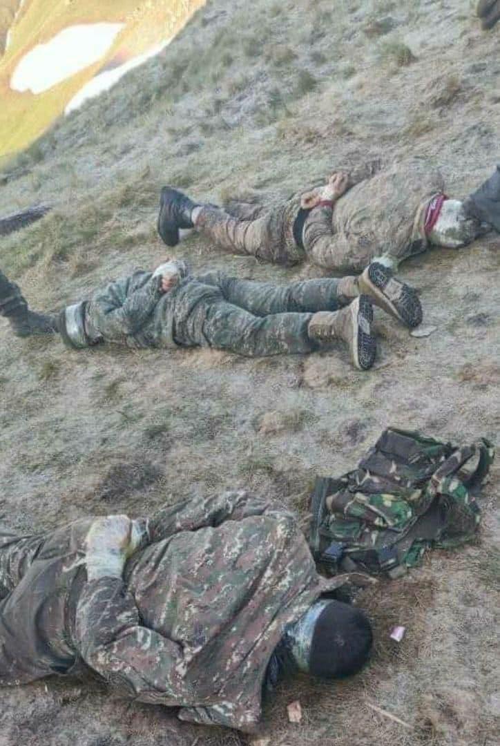 Azerbaijan Takes 6 Armenian Servicemen Prisoner In Nagorno-Karabakh